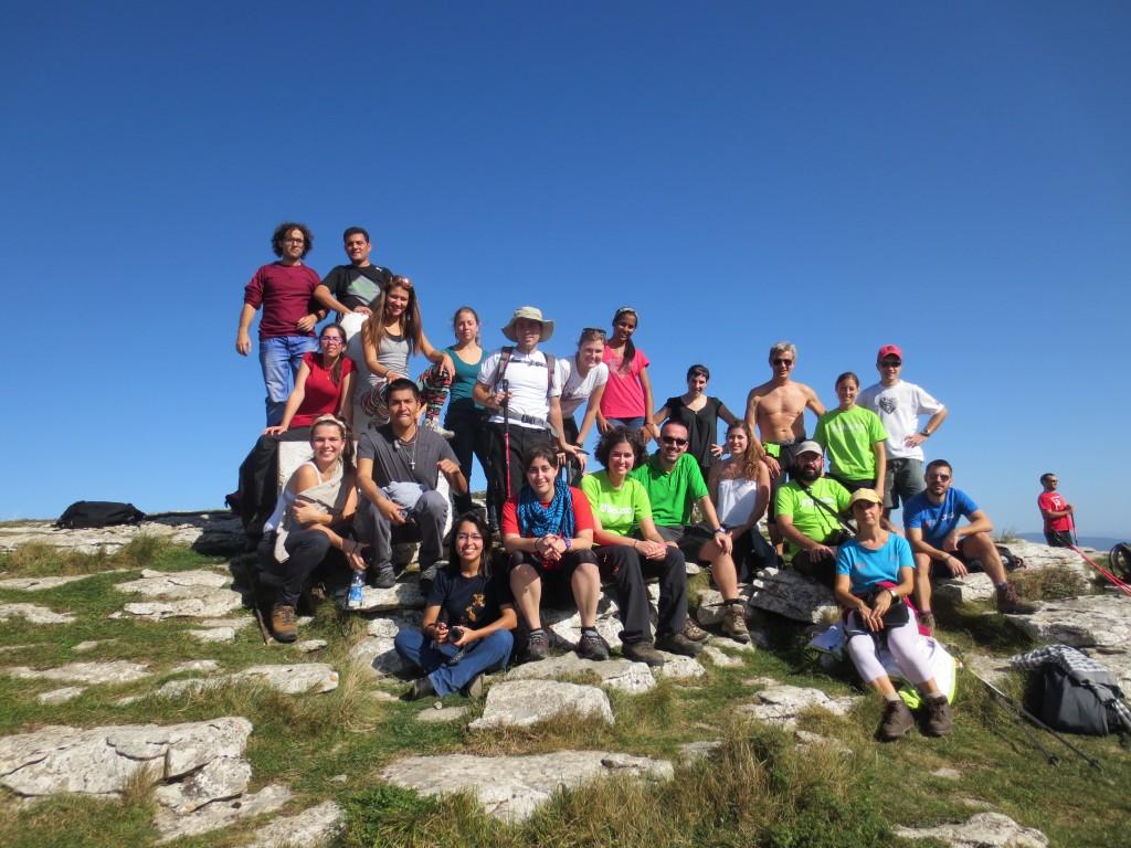 Grupo de Monte Galduezinak