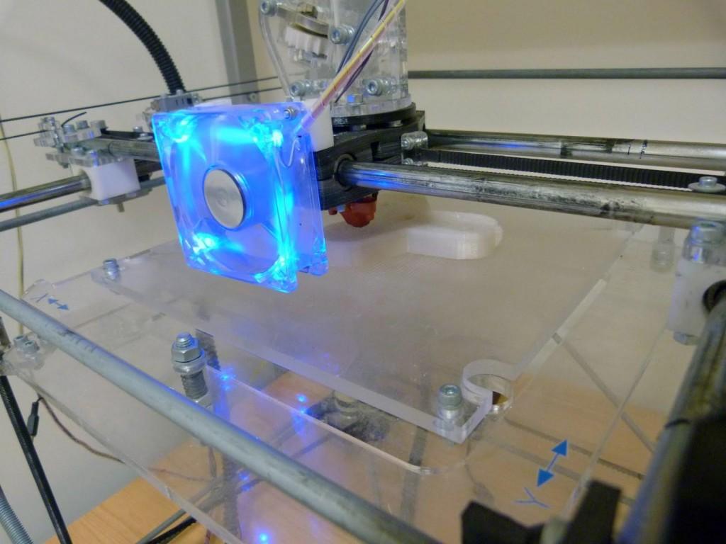 Impresión en 3 dimensiones con la tecnología FDM