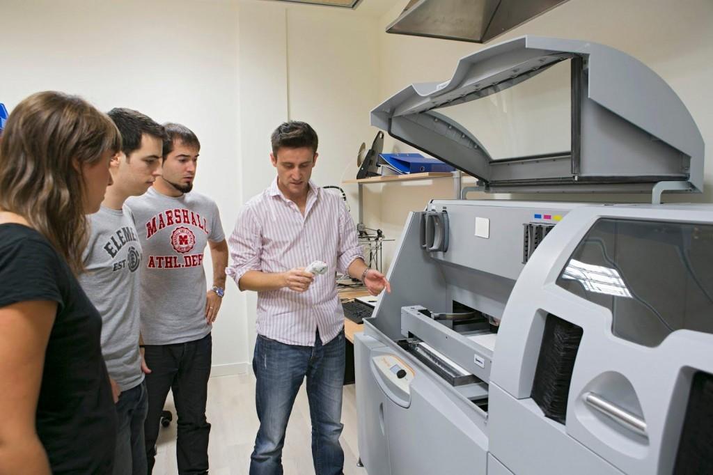 Repasando las funcionalidades de la impresora profesional