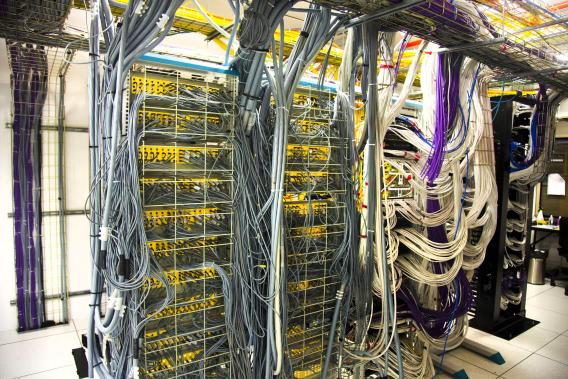 Nodos de interconexión: El corazón que sustenta internet