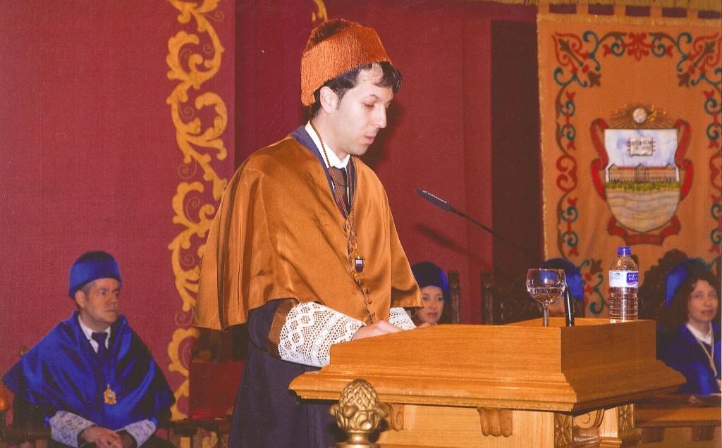 Lectio Brevis, por el Dr. Unai Hernández