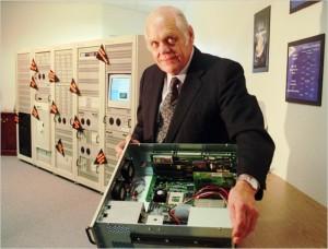 Thomas J. Watson, KenOlsen. Presidente de la Junta Directiva de IBM, sobre 1948