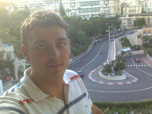 Selfie en uno de los lugares característicos de la ciudad