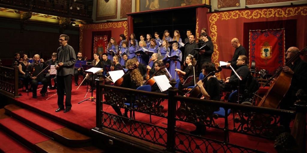 Concierto de Navidad del Coro UD